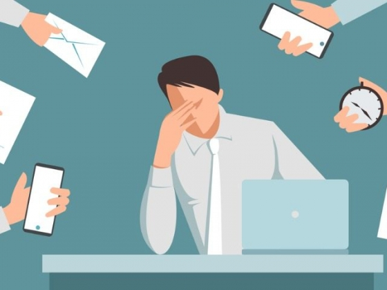 How to Manage Signs of Burnout Among HR Leaders