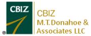 Cbiz M.T. Donahoe & Associates, Llc